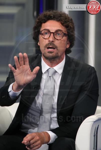 Danilo Toninelli - Roma - 12-09-2018 - Toninelli tuona sulla ricostruzione del Ponte Morandi