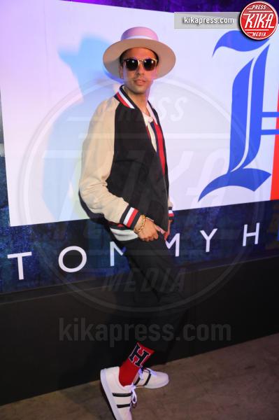 DJ Cassidy - New York - 11-09-2018 - NYFW: TommyXLewis Hamilton, ma la star è Gigi Hadid!