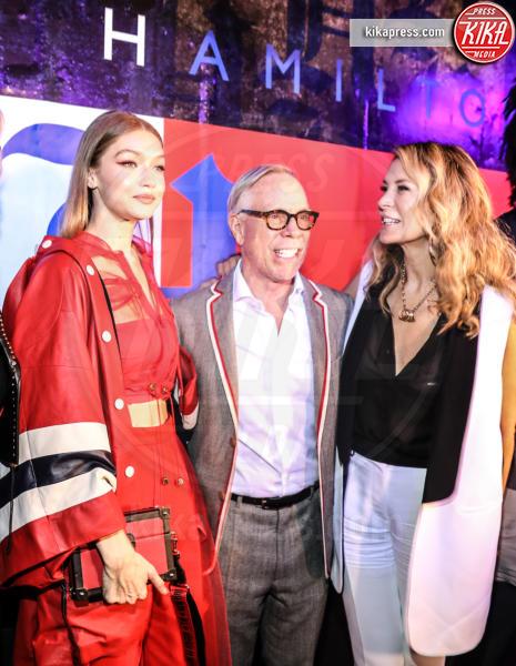 Gigi Hadid, Dee Hilfiger, Tommy Hilfiger - New York - 11-09-2018 - NYFW: TommyXLewis Hamilton, ma la star è Gigi Hadid!