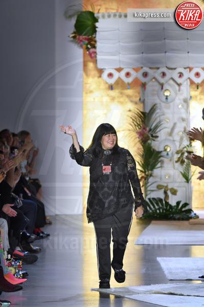 Sfilata Anna Sui, Model, Anna Sui - New York - 10-09-2018 - New York Fashion Week: Bella Hadid sfila per Anna Sui