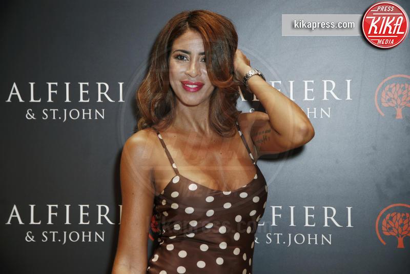 Alice Silva - Milano - 13-09-2018 - Alfieri & St. John Party: brilla Francesca Sofia Novello