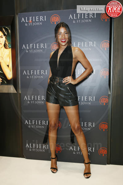 Carmen Rodriguez - Milano - 13-09-2018 - Alfieri & St. John Party: brilla Francesca Sofia Novello