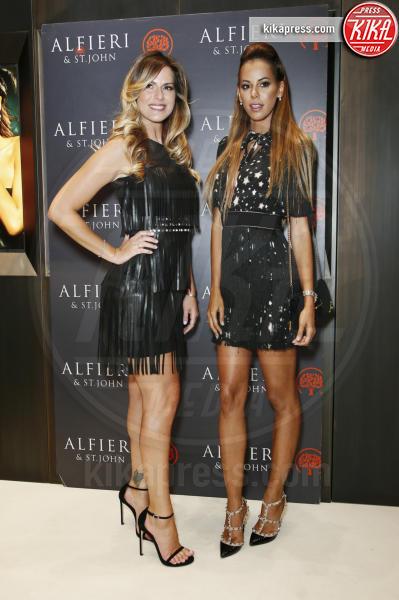 Thais Wiggers, Olivia Gama - Milano - 13-09-2018 - Alfieri & St. John Party: brilla Francesca Sofia Novello