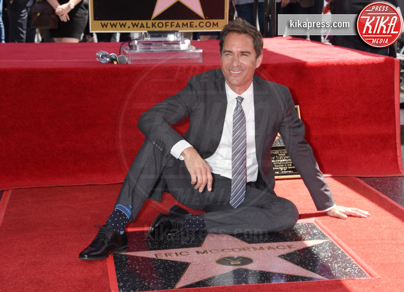 Eric McCormack - Hollywood - 13-09-2018 - Will&Grace, Eric McCormack: un'altra stella sulla Walk of Fame