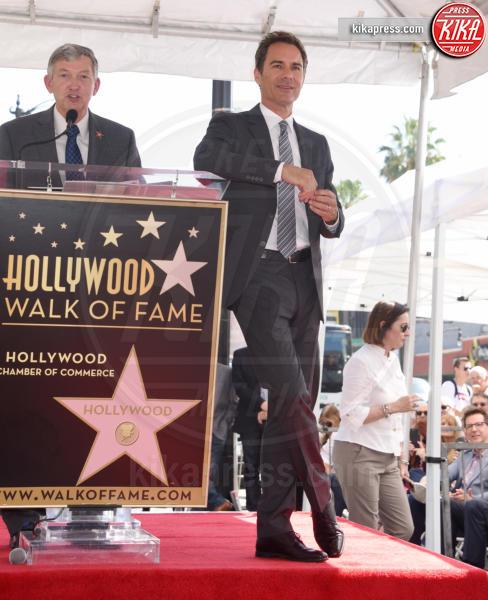 Leron Gubler, Eric McCormack - Hollywood - 13-09-2018 - Will&Grace, Eric McCormack: un'altra stella sulla Walk of Fame