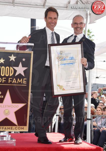 Mitch O'Farrell, Eric McCormack - Hollywood - 13-09-2018 - Will&Grace, Eric McCormack: un'altra stella sulla Walk of Fame