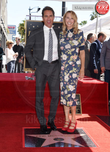 Janet McCormack, Eric McCormack - Hollywood - 13-09-2018 - Will&Grace, Eric McCormack: un'altra stella sulla Walk of Fame