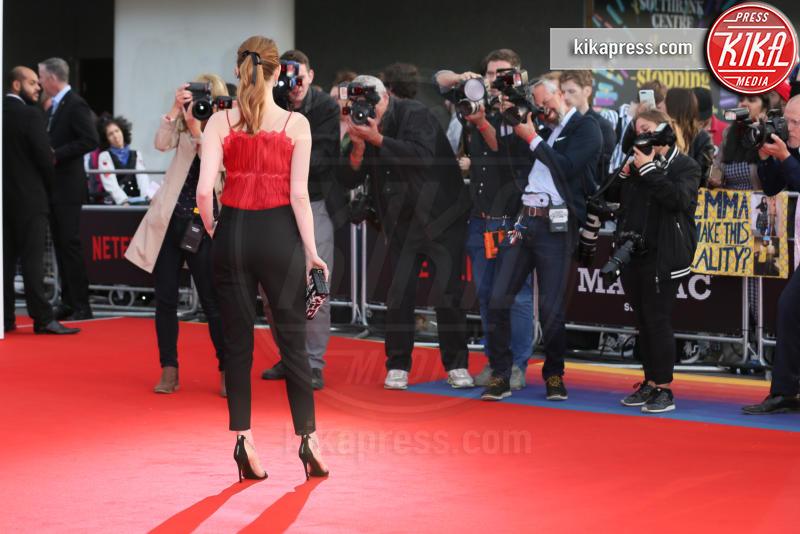 Emma Stone - Londra - 13-09-2018 - Emma Stone radiosa alla premiere mondiale di Maniac