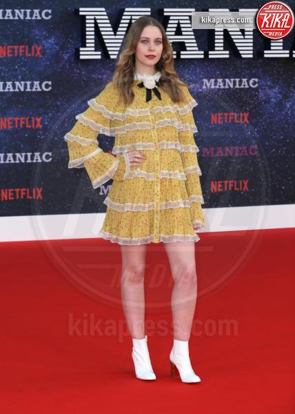 Sorcha Groundsell - Londra - 13-09-2018 - Emma Stone radiosa alla premiere mondiale di Maniac
