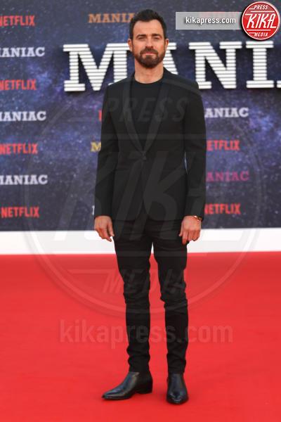 Justin Theroux - Londra - 13-09-2018 - Emma Stone radiosa alla premiere mondiale di Maniac