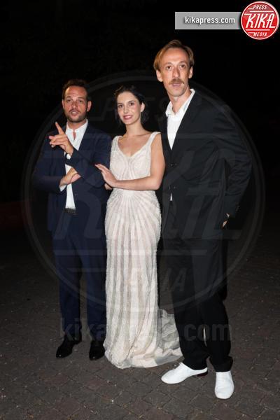 Beatrice Arnera, Alessandro D'Ambrosi - Roma - 13-09-2018 - Francesco Arca e Irene Capuano più innamorati che mai