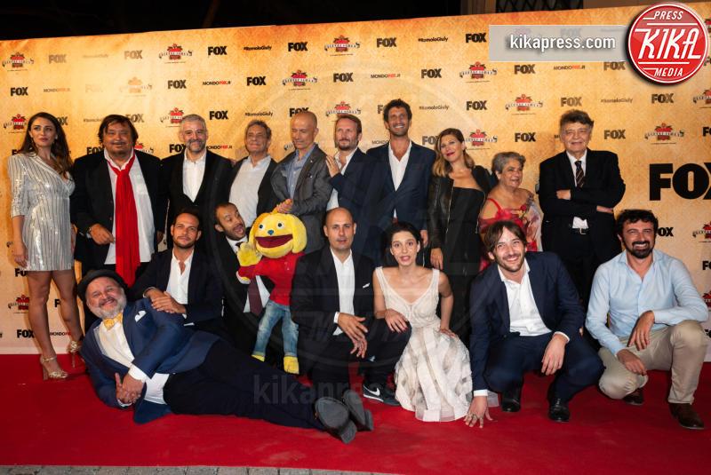 Cast - Roma - 13-09-2018 - Francesco Arca e Irene Capuano più innamorati che mai