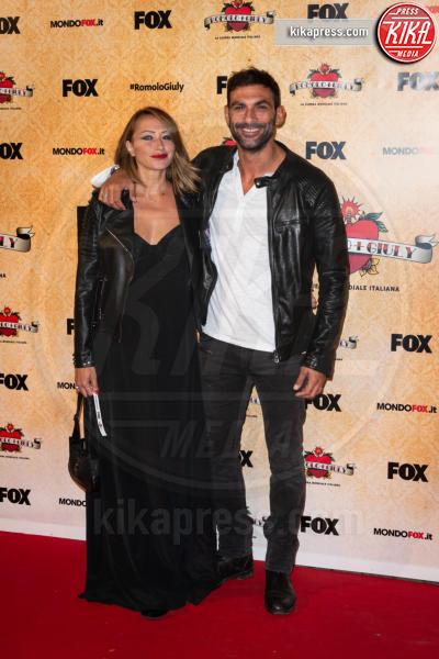 Irene Capuano, Francesco Arca - Roma - 13-09-2018 - Francesco Arca e Irene Capuano più innamorati che mai