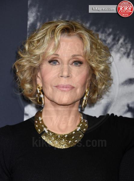 Jane Fonda - Westwood - 13-09-2018 - Jane Fonda in Five acts, un documentario sulla vita dell'attrice