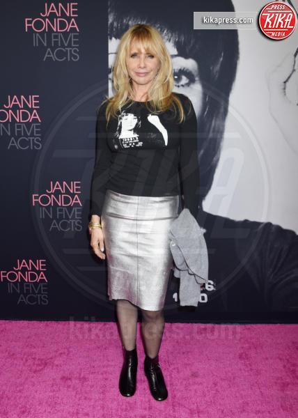 Rosanna Arquette - Westwood - 13-09-2018 - Jane Fonda in Five acts, un documentario sulla vita dell'attrice