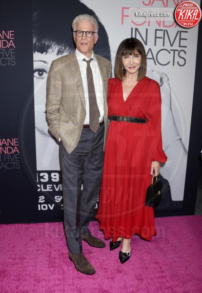 Mary Steenburgen, Ted Danson - Westwood - 13-09-2018 - Jane Fonda in Five acts, un documentario sulla vita dell'attrice
