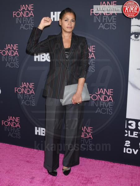 Simone Bent - Westwood - 13-09-2018 - Jane Fonda in Five acts, un documentario sulla vita dell'attrice