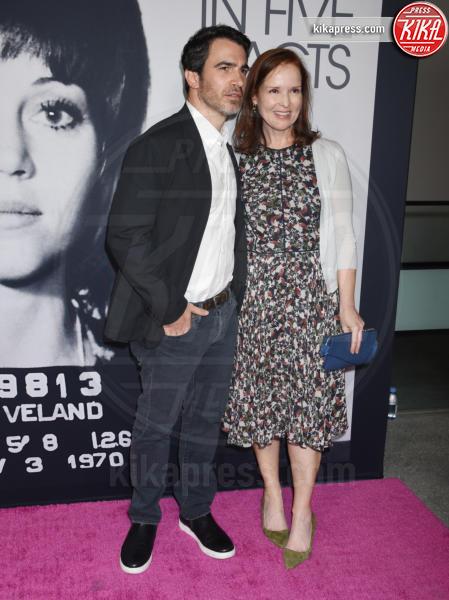 Jennifer Todd, Chris Messina - Westwood - 13-09-2018 - Jane Fonda in Five acts, un documentario sulla vita dell'attrice