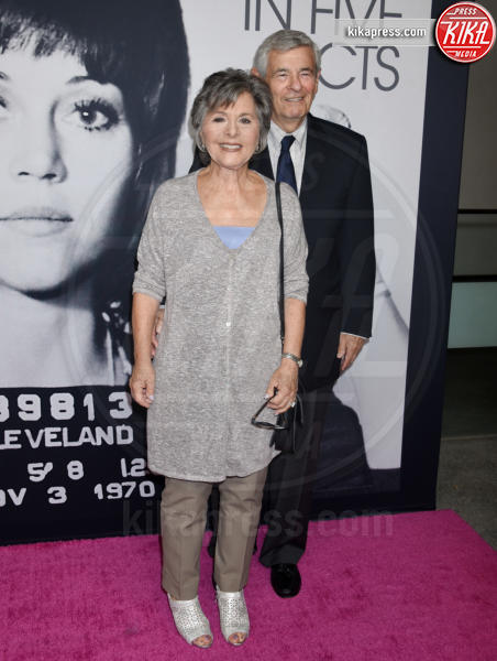 Stewart Boxer, Barbara Boxer - Westwood - 13-09-2018 - Jane Fonda in Five acts, un documentario sulla vita dell'attrice