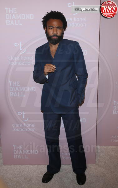 Childish Gambino - New York - 14-09-2018 - Rihanna, sposa fascinosa e stravagante al Diamond Ball