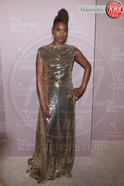 Issa Rae - New York - 14-09-2018 - Rihanna, sposa fascinosa e stravagante al Diamond Ball
