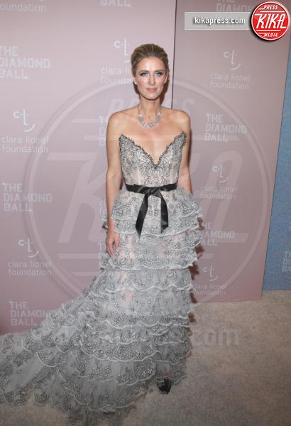 Nicky Hilton - New York - 14-09-2018 - Rihanna, sposa fascinosa e stravagante al Diamond Ball