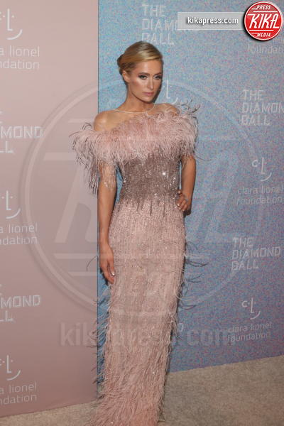 Paris Hilton - New York - 14-09-2018 - Rihanna, sposa fascinosa e stravagante al Diamond Ball