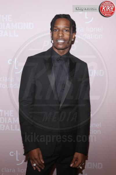 A$AP Rocky - New York - 14-09-2018 - Rihanna, sposa fascinosa e stravagante al Diamond Ball