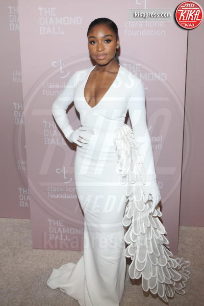 Normani - New York - 14-09-2018 - Rihanna, sposa fascinosa e stravagante al Diamond Ball