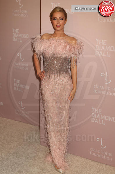 Paris Hilton - New York - 13-09-2018 - Rihanna, sposa fascinosa e stravagante al Diamond Ball