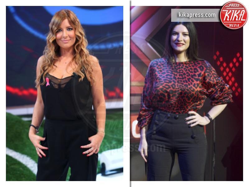 Selvaggia Lucarelli, Laura Pausini - Milano - 15-09-2018 - Selvaggia Lucarelli attacca Laura Pausini: