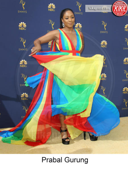 Tiffany Haddish - Los Angeles - 17-09-2018 - Emmy 2018, gli stilisti sul tappeto dorato