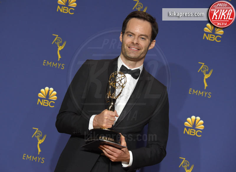 Bill Hader - Los Angeles - 18-09-2018 - Emmy 2018: trionfa La fantastica signora Maisel