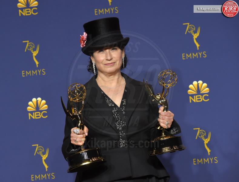 Amy Sherman-Palladino - Los Angeles - 18-09-2018 - Emmy 2018: trionfa La fantastica signora Maisel