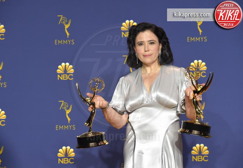 Alex Borstein - Los Angeles - 18-09-2018 - Emmy 2018: trionfa La fantastica signora Maisel