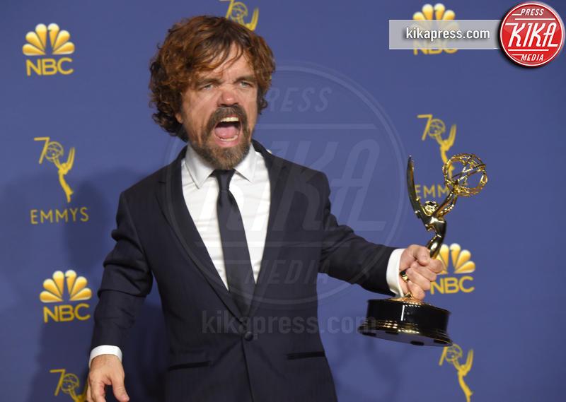 Peter Dinklage - Los Angeles - 18-09-2018 - Emmy 2018: trionfa La fantastica signora Maisel
