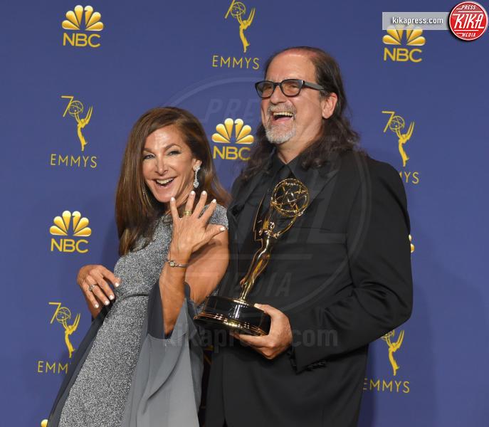 Glenn Weiss - Los Angeles - 18-09-2018 - Emmy 2018: trionfa La fantastica signora Maisel