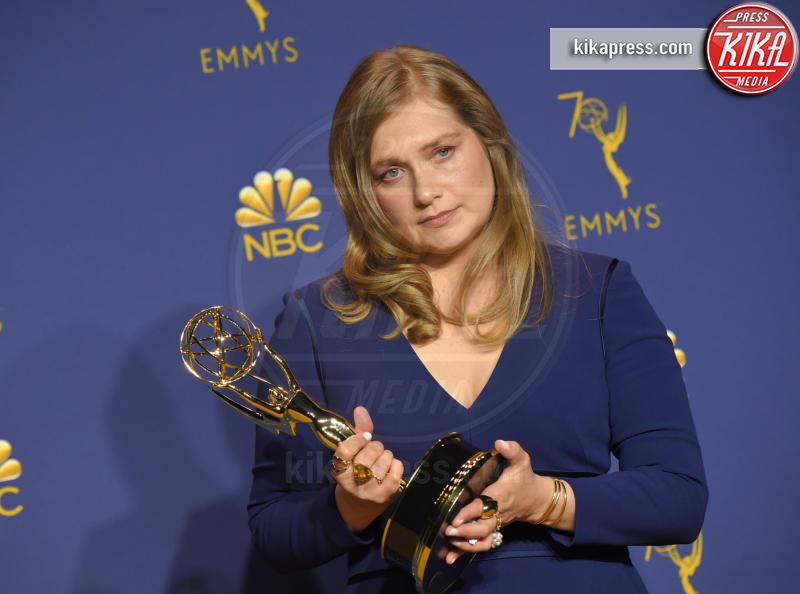 Merritt Wever - Los Angeles - 18-09-2018 - Emmy 2018: trionfa La fantastica signora Maisel