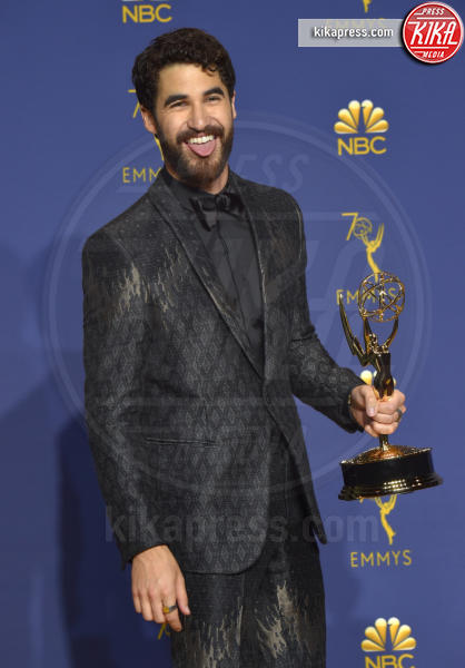 Darren Criss - Los Angeles - 18-09-2018 - Emmy 2018: trionfa La fantastica signora Maisel