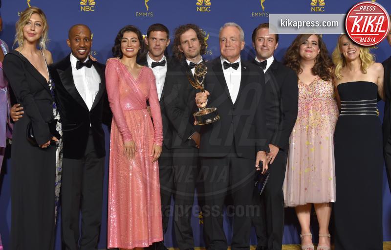 Kate McKinnon, LORNE MICHAELS - Los Angeles - 18-09-2018 - Emmy 2018: trionfa La fantastica signora Maisel