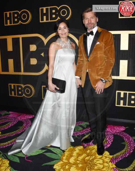 Nikolaj Coster-Waldau - West Hollywood - 17-09-2018 - Trono di Spade: lo stipendio degli attori per ogni puntata