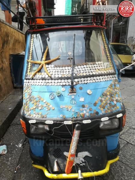 Ape Car Monetaria - Palermo - Salvatore Brancatelli: