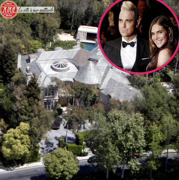 Los Angeles - 19-04-2007 - Robbie Williams & Co: le star che credono ai fantasmi