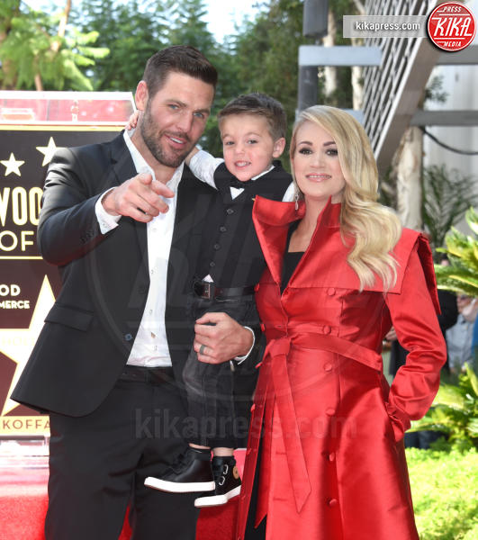 Mike Fisher, Carrie Underwood - Hollywood - 20-09-2018 -