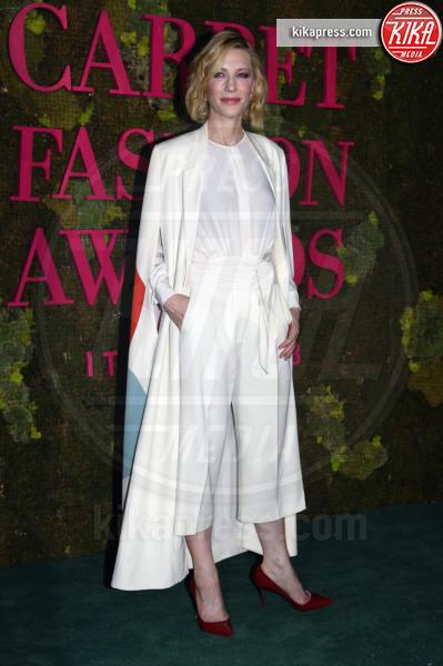 23-09-2018 - Cate Blanchett, l'angelo biondo ha cambiato look: ora e' cosi'