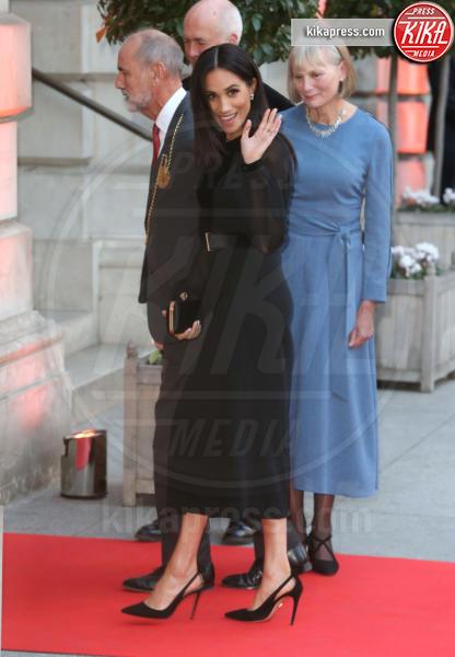 Meghan Markle - Londra - 25-09-2018 - Meghan Markle incinta: tutti i look premaman della duchessa