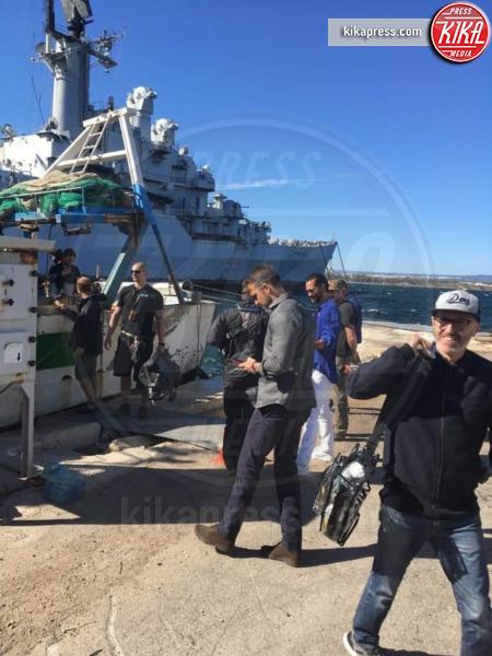 Ryan Reynolds - Taranto - 26-09-2018 - Ryan Reynolds a Taranto: al via le riprese di 6 Underground