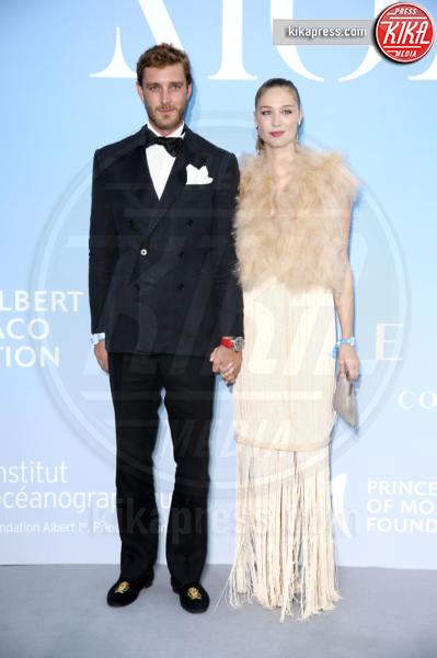 Pierre Casiraghi von Monaco mit Gattin Beatrice Borromeo - Monte Carlo - 26-09-2018 - Katy Perry e Orlando Bloom: il primo red carpet insieme