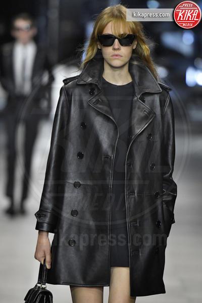 Sfilata Celine, Model - Parigi - 29-09-2018 - Paris Fashion Week: il debutto di Hedi Slimane da Celine