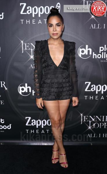 Guest - Las Vegas - 30-09-2018 - J Lo e Alex Rodriguez con le figlie sul red carpet di All I Have